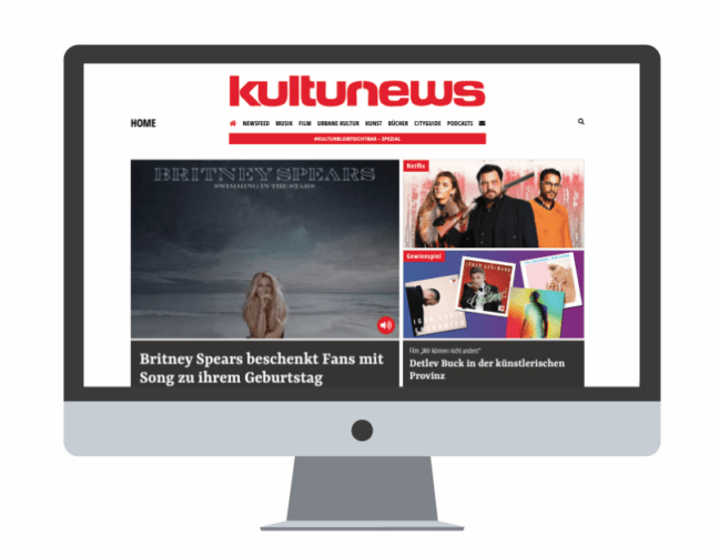 kulturnews Rechner - Web Grafik